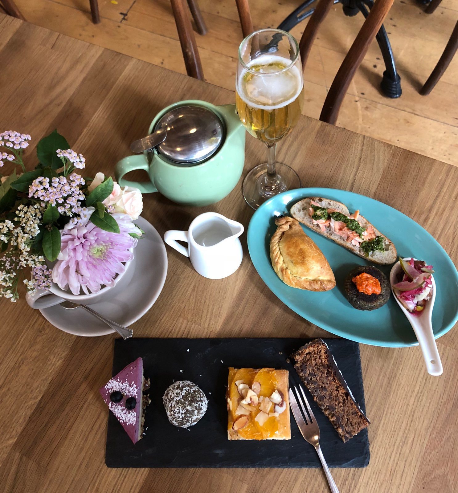 Weekend High Tea