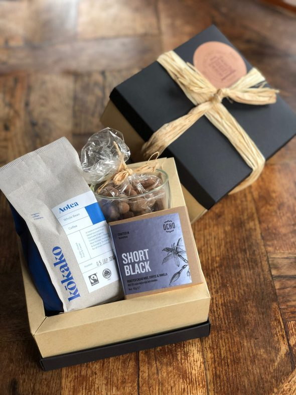 Coffee Lovers Small Gift Box Collection-min
