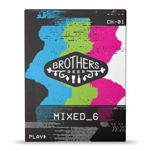 Brothers Beer Mixed 6 pack