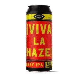 Brothers Beer Viva La Haze