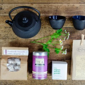 Herbal Tea Caddy Gift Hamper