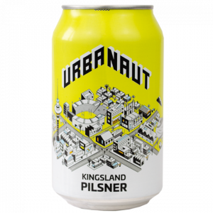 Urbanaut Kingsland Pilsner